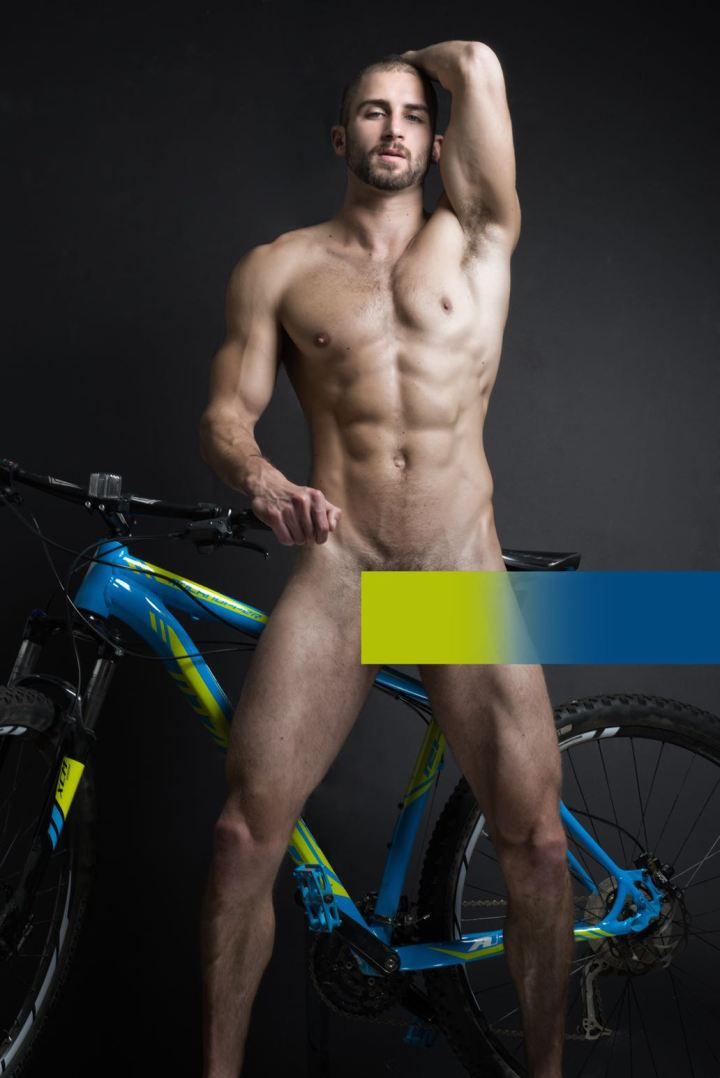 from Blaise gay modeling clothes