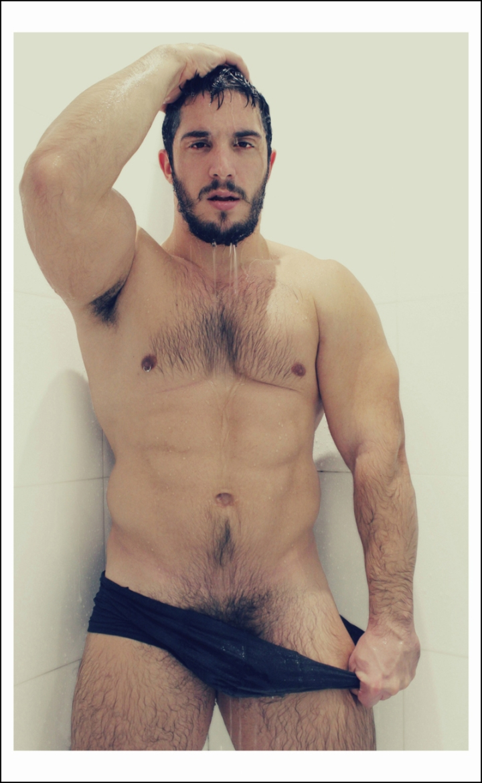 Gay Hunk Foto 104