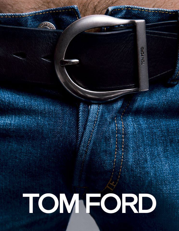 Tom Ford Spring/Summer 2015 Campaign