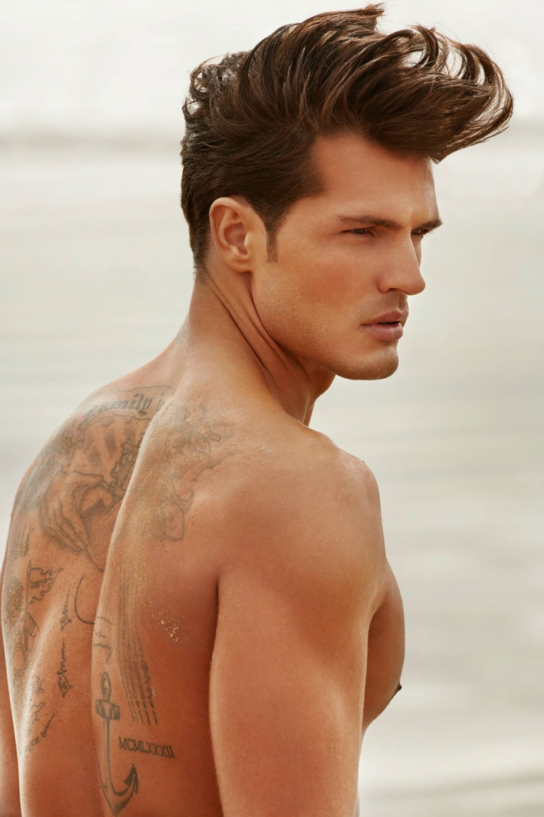 Kevin Murphy 2014 Campaign Fashionably Male