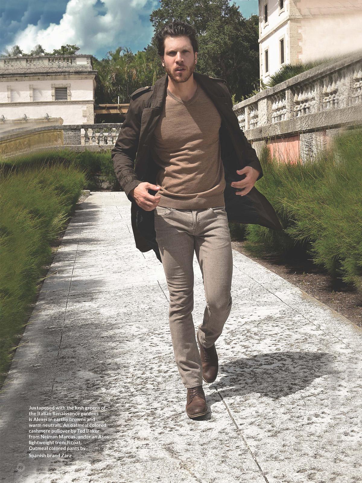 The italiano by carlos velez fashionably male - Mediterrane mobel ...