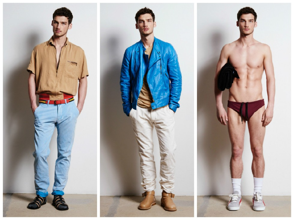 Tomas Maier presents Resort 2016 including casual garments, colorful jackets, dashing trousers, shirts, pants, added some swimsuits and everything to be in style.