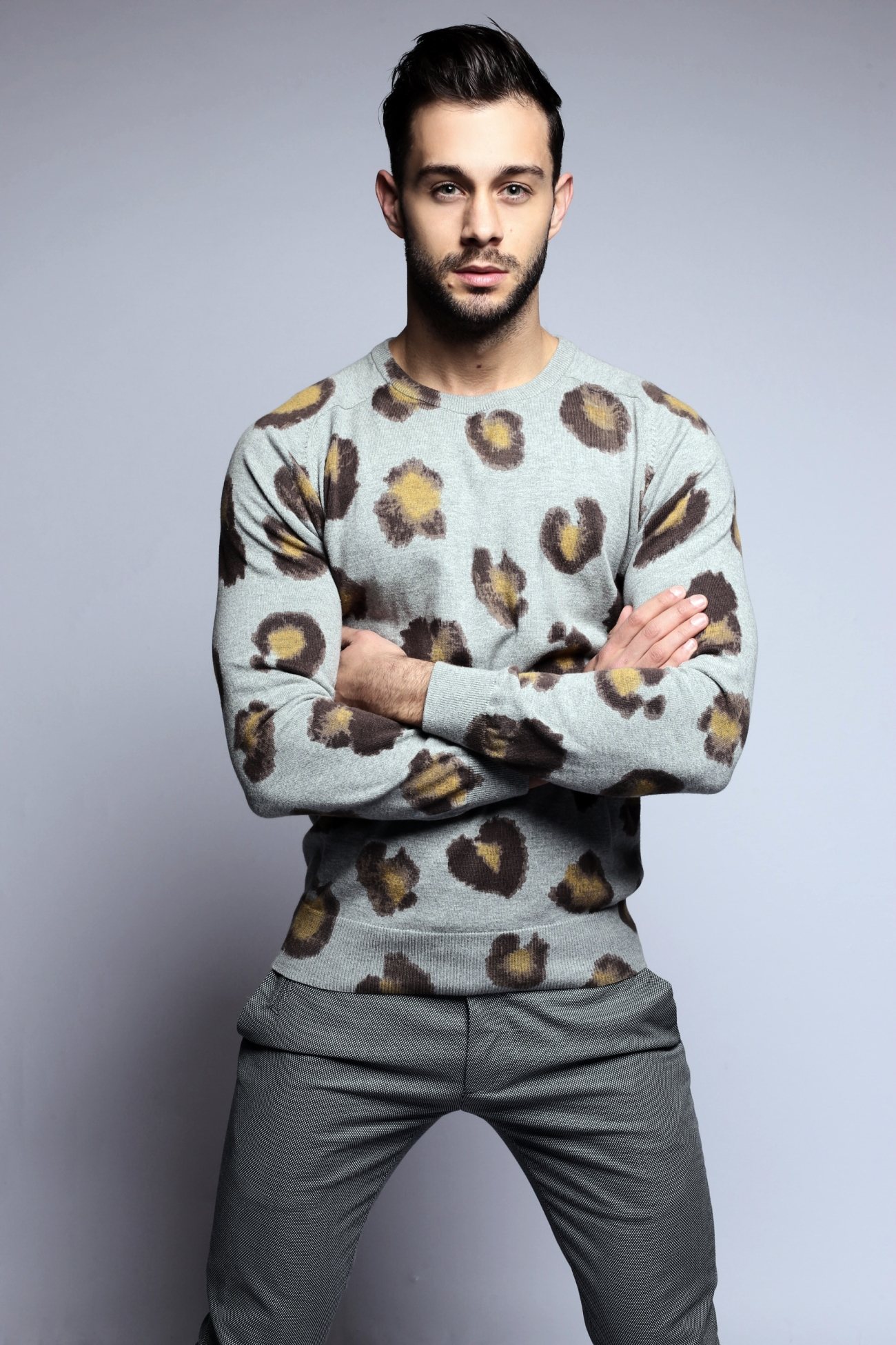 Adam Phillips by Arron Dunworth – Fashionably Male