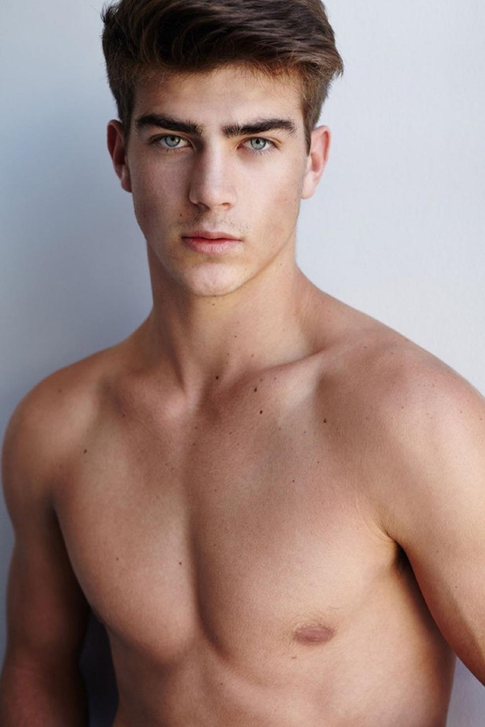 Zandre du Plessis @ Elite Models London Photographed by Jonas Huckstorf