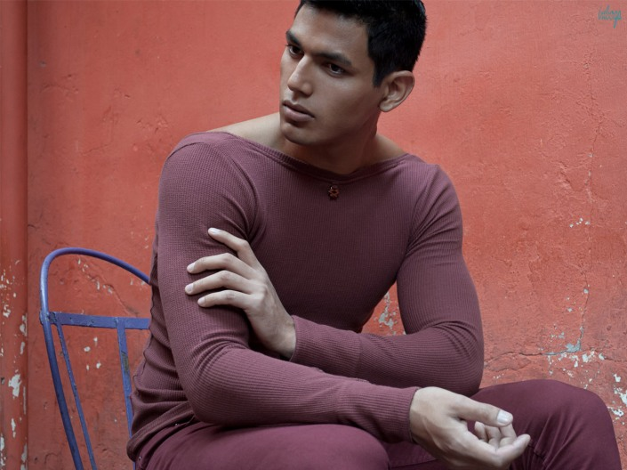 Latest editorial from Inboga Mag with new dashing model Cristiano Dangelo at DHR Models photographed by Jo Herrera.