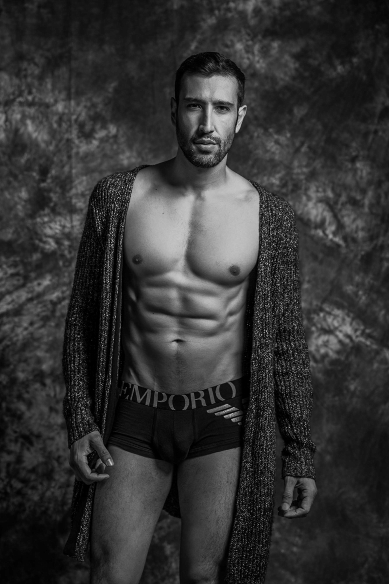 Hernan Sanchez by Mai & Juan for Fashionably Male ...