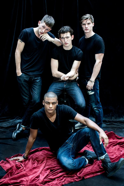Boys In Makeup: BOYS OF SUMMER BY GREGORY PRESCOTT