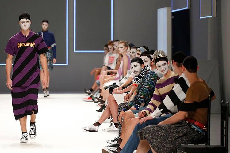 BRAIN&BEAST Spring 2016 Menswear Barcelona548