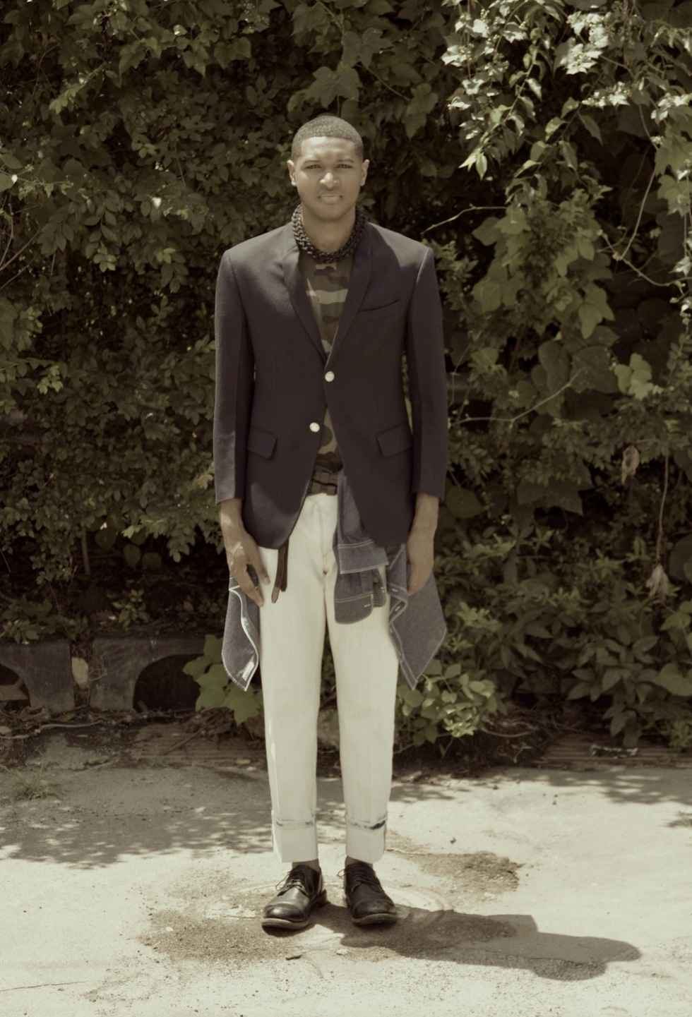 Cotte D'Armes by Clarence Ruth is a high end unique denim based company. The styling is the final focus, snapped outdoors, modern outfits, they know whats in trends and they propose new concepts and ideas.