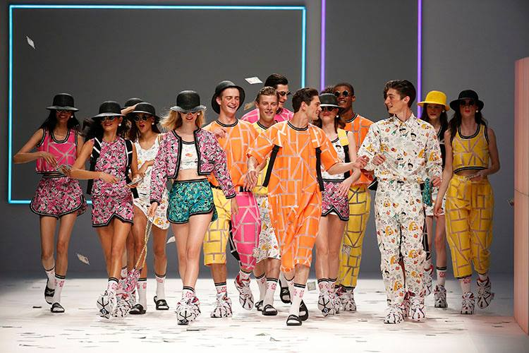 Krizia Robustella Spring 2016 Menswear Barcelona511