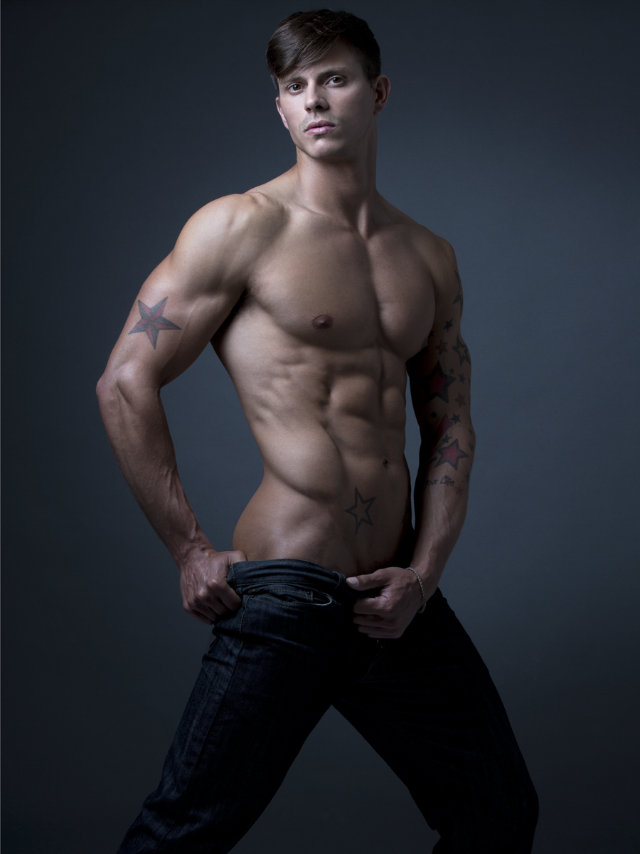 Kenny Braasch By Karl Simone  Fashionably Male-5278