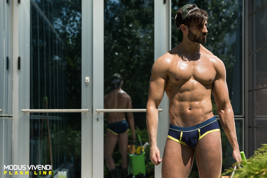 """The time has come for Modus Vivendi to start releasing gradually their new Autumn/Winter 2015-2016 collection. The first line to see from the new collection is a """"Flash Line""""."""
