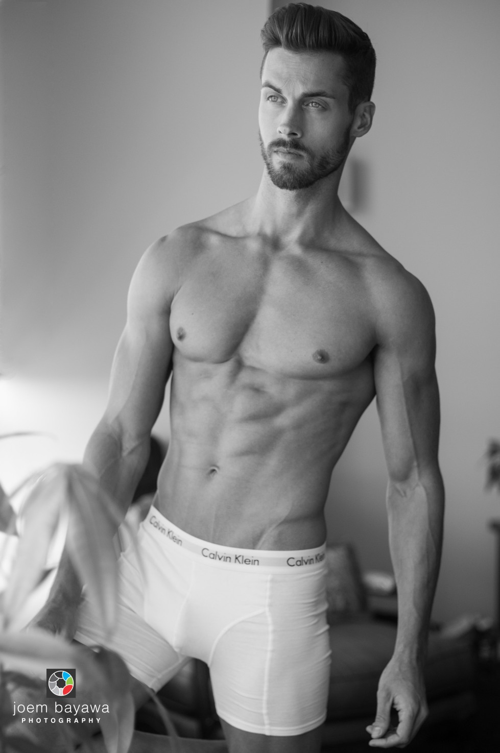 Chicago based photographer Joem Bayawa presents our latest exclusive with a stunning male model Scott Mutschel, he is currently represented by FORD/ Robert Black Agency in Scottsdale, Arizona and also at Wilhelmina Denver in Colorado. They did the shot in Chicago, when they met for the very first time to make this happened, and voilà! the result was a beautiful, sexy and intimate portrait.