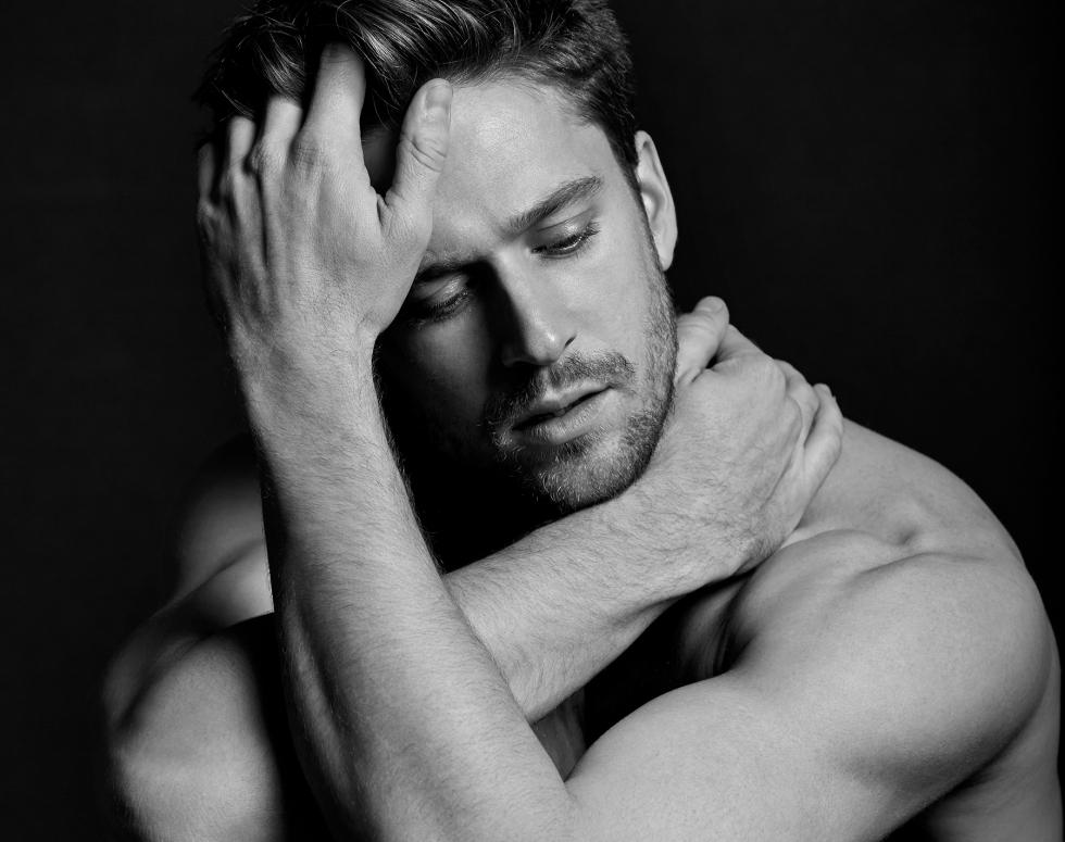 Australian Fashion Photographer, Paul Fitzgerald, recently shot the gorgeous rising star, Australian model Tom Farrelly, before he heads overseas to work the European market.