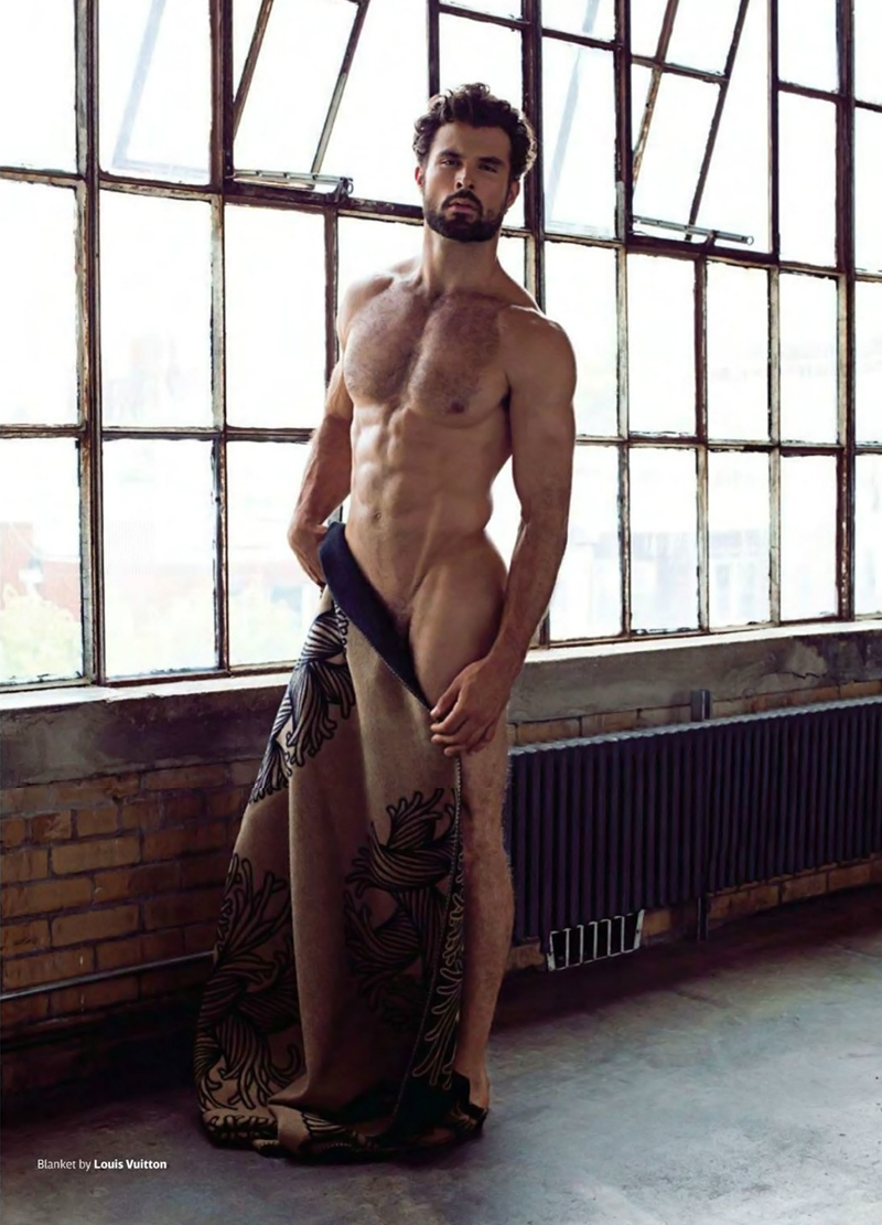 The Exhibitionist By Greg Vaughan  Fashionably Male-2060