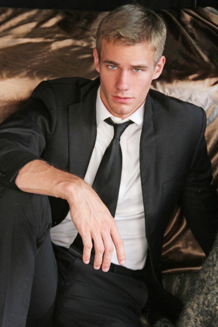 Blake Postma By Ray John Pila  Fashionably Male-4846
