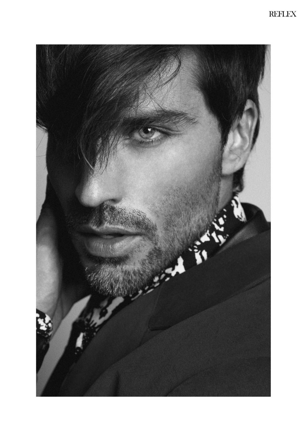 Assez FABRICIO ZUNINO for REFLEX HOMME – Fashionably Male JG56