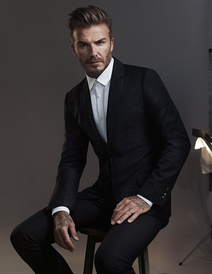 David Beckham Bodywear For HM Advertising Campaign Video advise