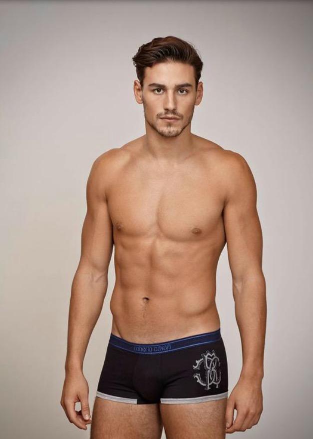 Mariano Ontañón for Roberto Cavalli Underwear