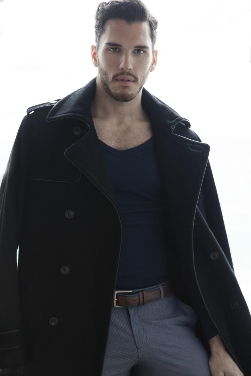 Alfredo Solivan By Lucas Ferrier For Fashionably Male -8422