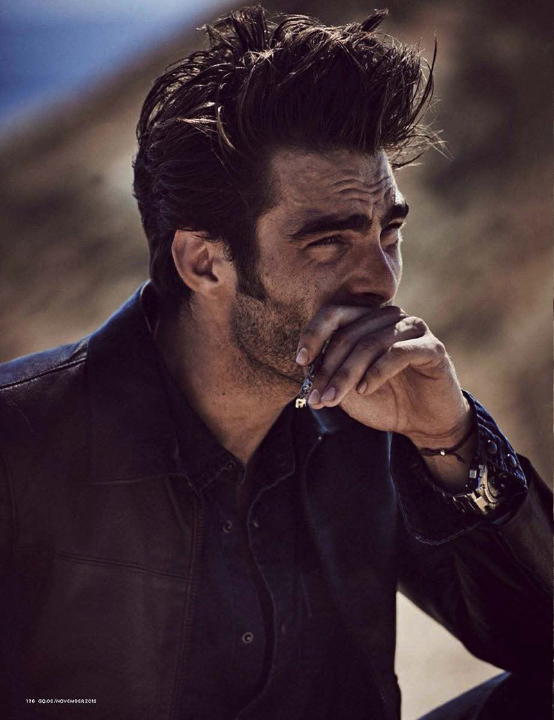 Jon Kortajarena by Matthew Brookes – Fashionably Male