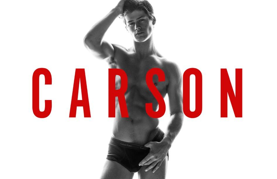 Jaw dropping images by photographer Blake Ballard featuring Chosen Model Management fresh face Carson Aldridge.