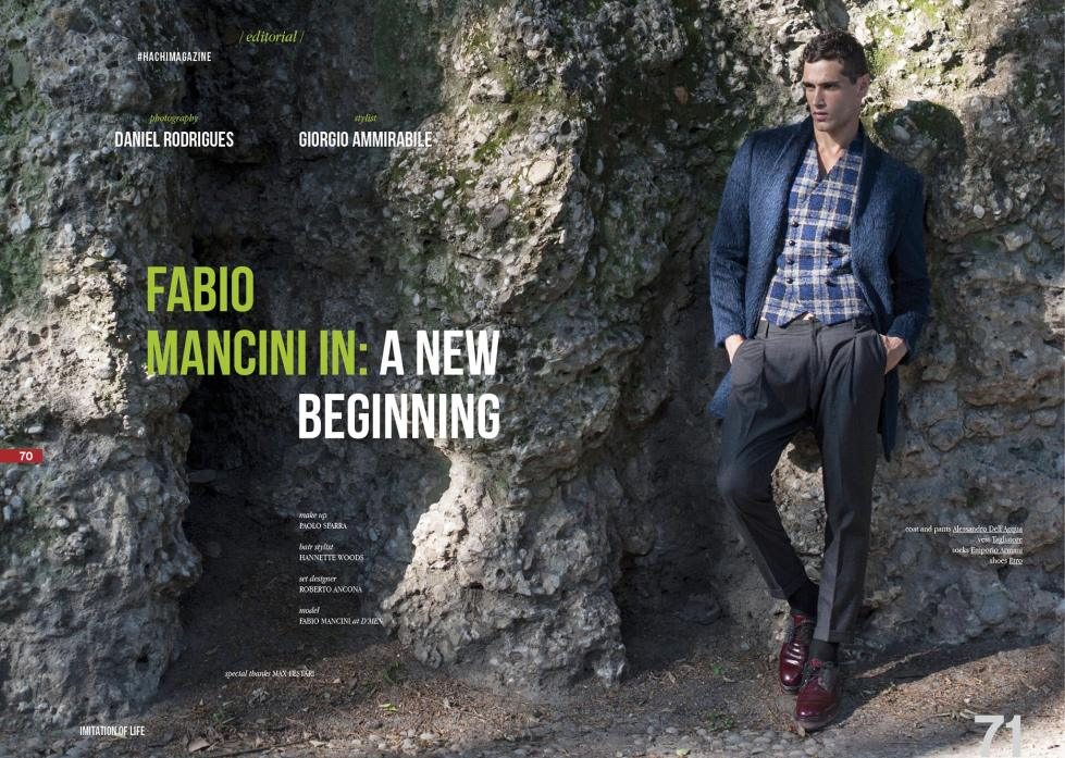 FABIO MANCINI IN A NEW BEGINNING641