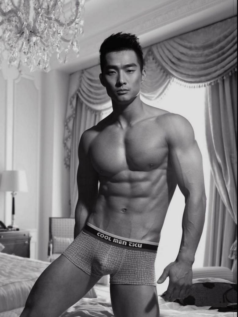 stud korean male escort