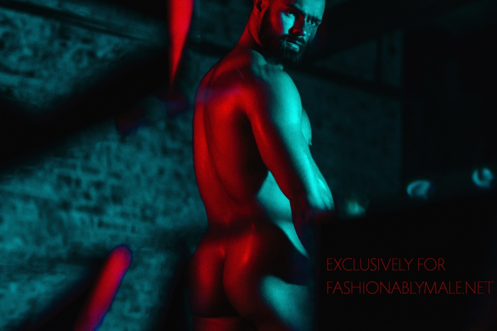 Konstantin Kamynin 2016 Calendar - exclusive shots for Fashionably Male648