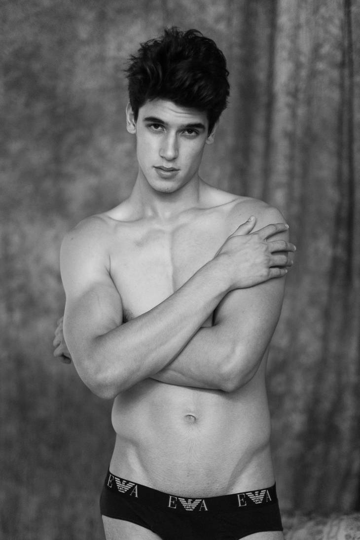 Come on and meet Victor Oliveira by Jeff Segenreich ...