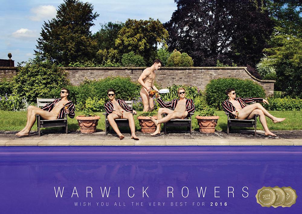 The Warwick Rowers 2016 Nude Calendar  Fashionably Male-6448