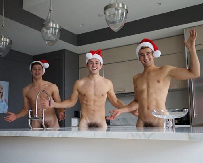 The Warwick Rowers 2016 Nude Calendar536