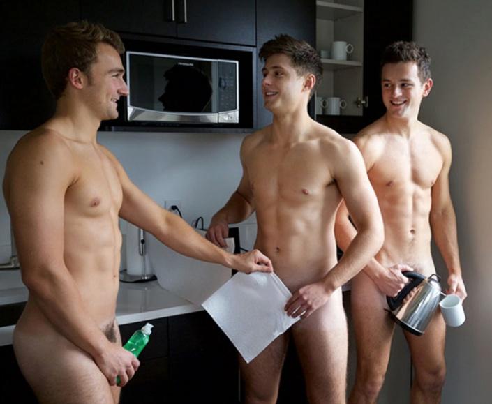 The Warwick Rowers 2016 Nude Calendar538
