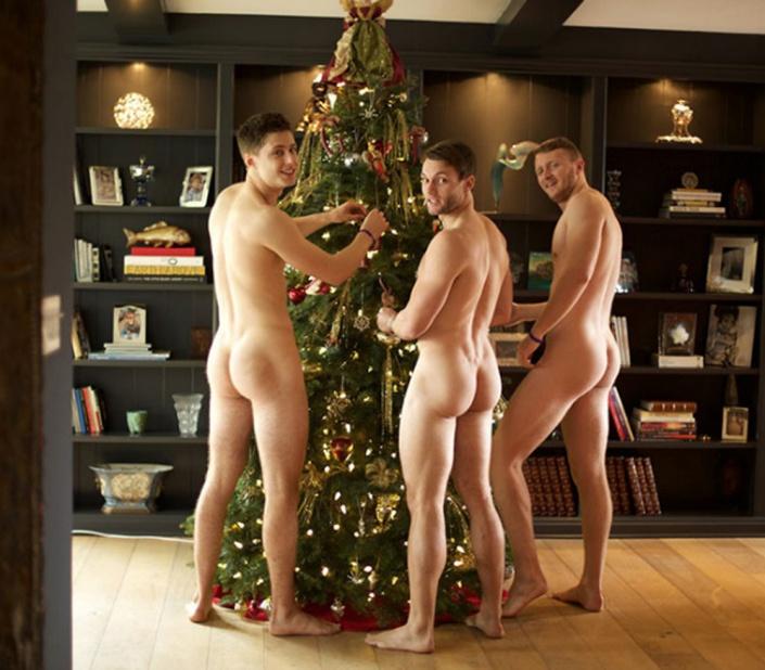 The Warwick Rowers 2016 Nude Calendar541