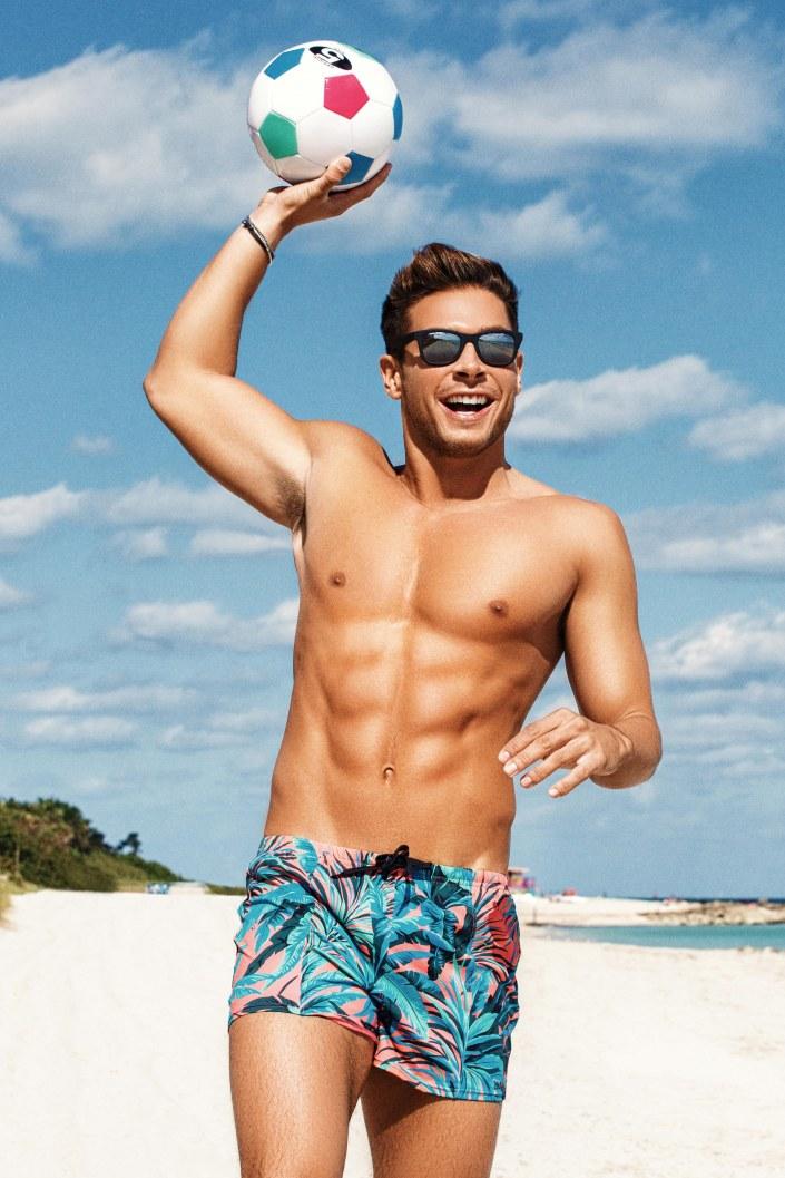 Life's A Beach - Andrea Denver @ Wilhelmina Models Miami - By Alex Jackson - 4