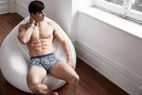 Pietro Boselli for Simons Underwear (7)