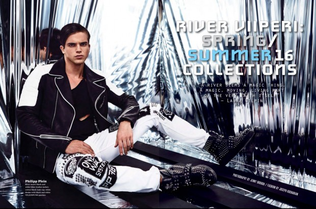 SUPERMODEL RIVER VIIPERI ATTITUDE THE STYLE ISSUE (1)