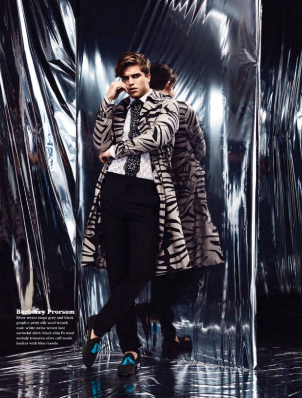 SUPERMODEL RIVER VIIPERI ATTITUDE THE STYLE ISSUE (3)