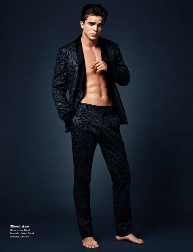 SUPERMODEL RIVER VIIPERI ATTITUDE THE STYLE ISSUE (4)