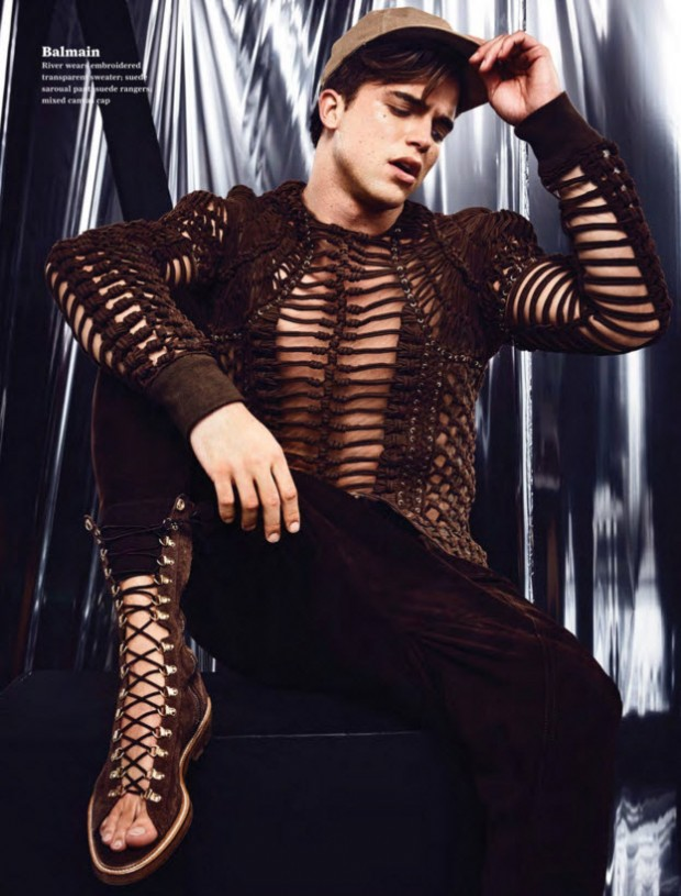 SUPERMODEL RIVER VIIPERI ATTITUDE THE STYLE ISSUE (5)