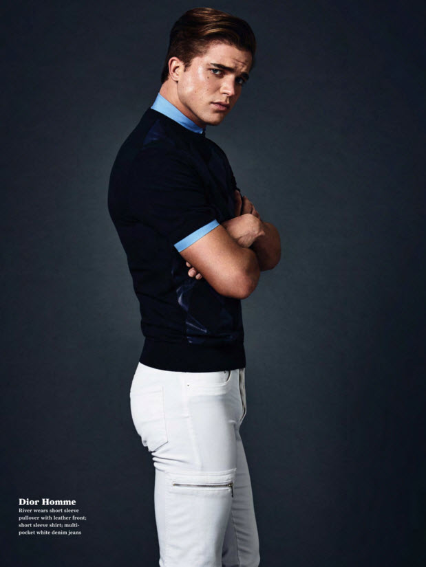 SUPERMODEL RIVER VIIPERI ATTITUDE THE STYLE ISSUE (7)
