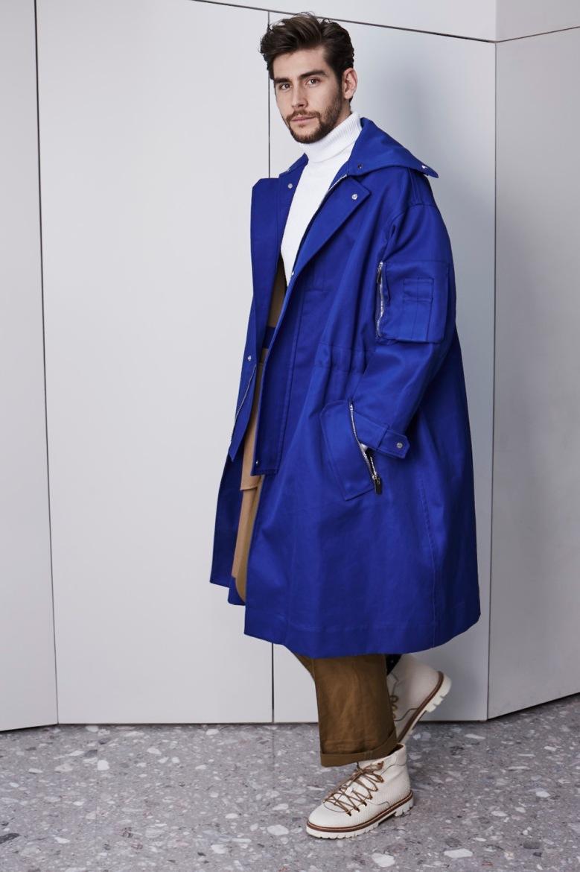 Corriere Della Sera Presents Alvaro Soler Fashionably Male