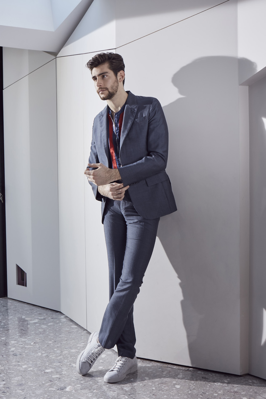 CORRIERE DELLA SERA PRESENTS ALVARO SOLER – Fashionably Male