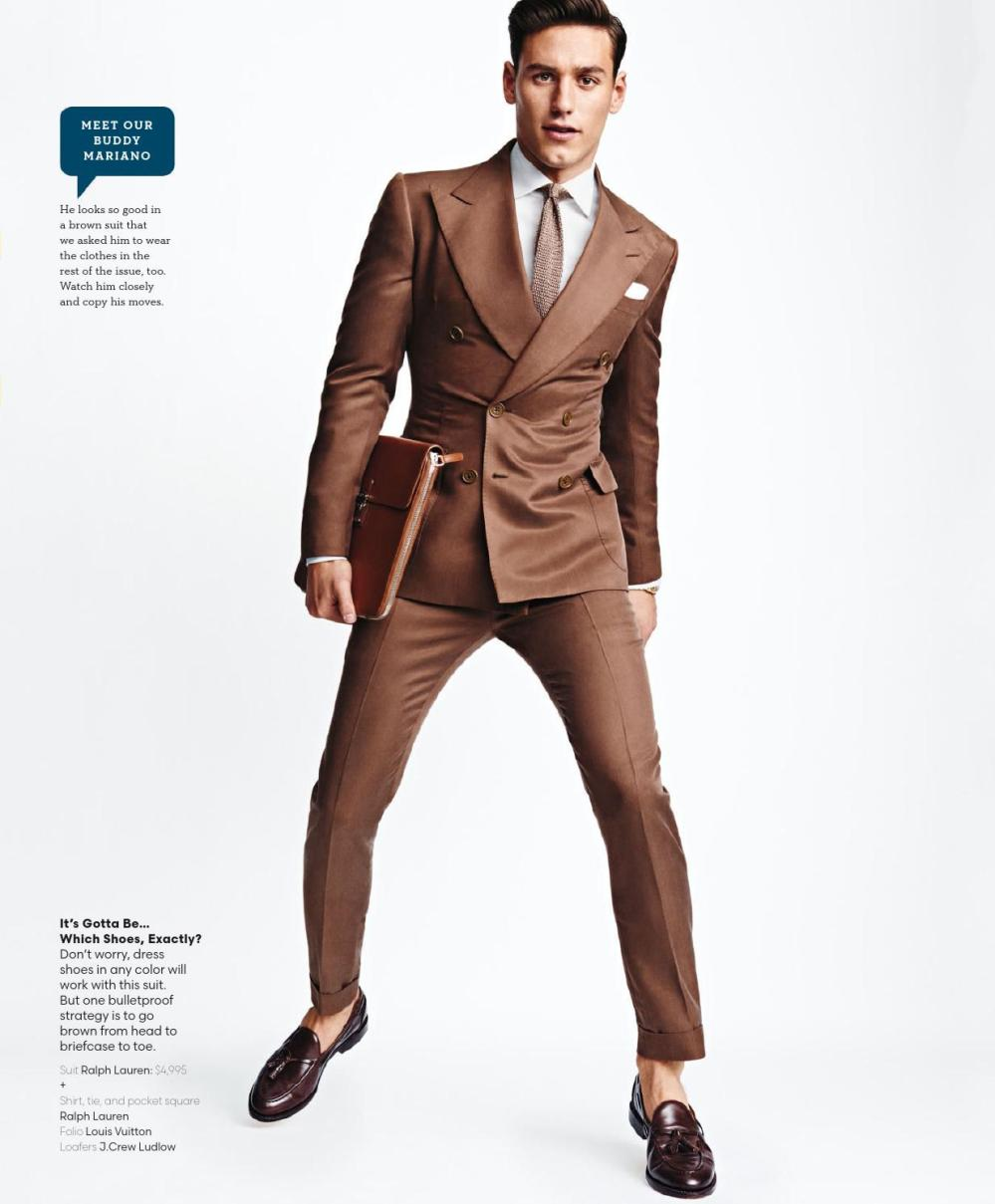 GQ Style USA Spring 2016 – Fashionably Male