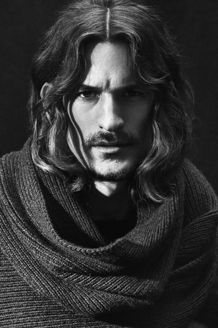 Jarrod Scott for H Magazine Issue #1 – Fashionably Male