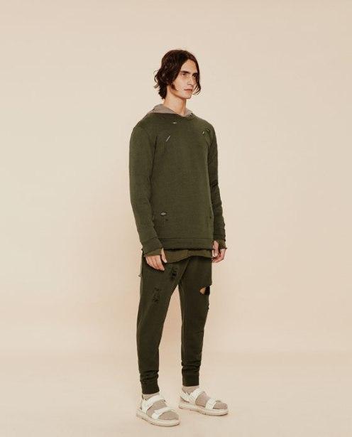 Zara streetwise collection 2016 fashionably male - Zara paris collection ...