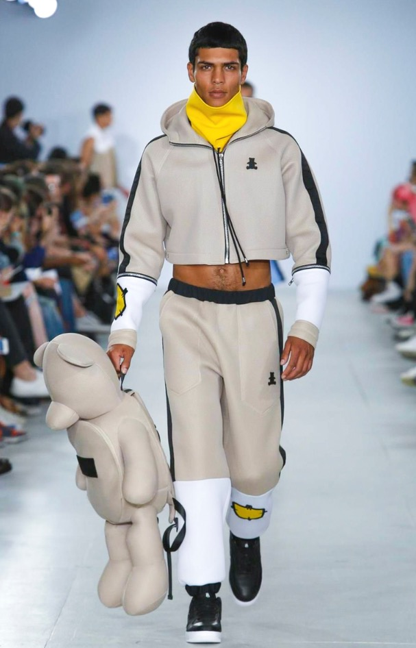 BOBBY ABLEY MENSWEAR SPRING SUMMER 2017 LONDON