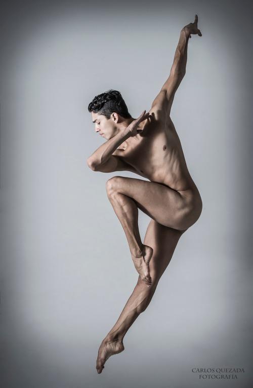 Jorge Gutiérrez by Carlos Quezada for The Male Dancer Project