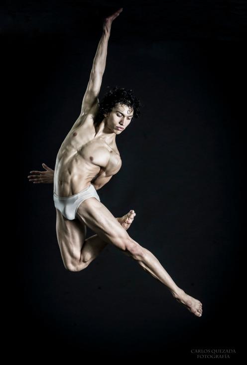 Rodrigo Aryam by Carlos Quezada for The Male Dancer Project