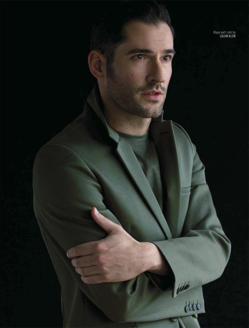 Actor Tom Ellis by Kar...